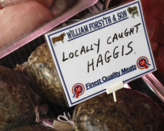 haggis-display